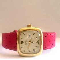 Omega Dynamic 566.0073 Automatic Cal. 684 Date 20M Gold Plated