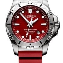 Victorinox Swiss Army I.N.O.X. Professional Diver Rosso