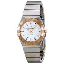 Omega Ladies 12320276002001 Constellation Watch
