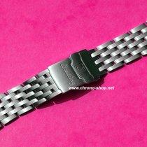 Breitling 22m740A Watch Brushed PilotBand Bracelet Navitimer