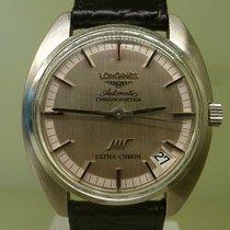 Longines vintage ultra chron automatic chronometer ref 8353-1...