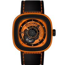 Sevenfriday P-Series P1/03 Orange RRP £950