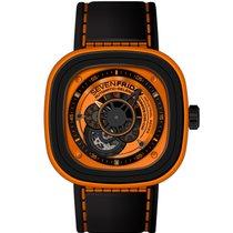 Sevenfriday P-Series P1/03 Orange RRP £950