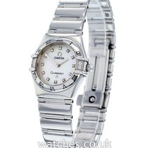 Omega Ladies Constellation My Choice Mini Quartz