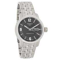 Tissot PRC 200 Mens Day/Date Swiss Powermatic Watch T055.430.1...