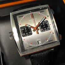 TAG Heuer Ungetragene Rarität Monaco Calibre 11 Chronograph...