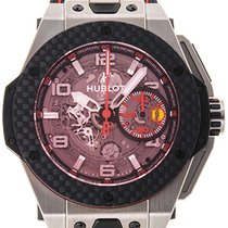 Hublot Ferrari Titanium Carbon