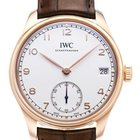IWC Portugieser Handaufzug Acht Tage 18 kt Rotgold IW510204