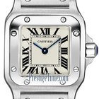 Cartier Santos Galbee Quartz Ladies Watch
