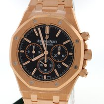Audemars Piguet Royal Oak Chronograph 18K Solid Rose Gold