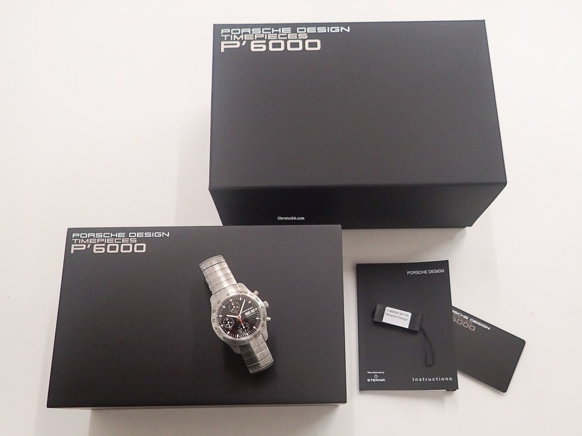 保时捷 (porsche design) p10 automatic chronograph