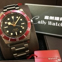 Tudor Cally - 已停產 梅花 79220R Heritage Black Bay Steel OYSTER ...
