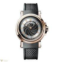 Breguet Marine Automatic Big Date 18k Rose Gold Men's Watch
