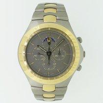 Omega Speedmaster Teutonic Mondphase Titan/Gold ultra rare 300pcs