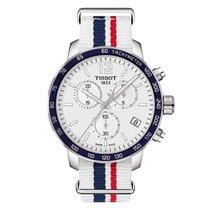 Tissot Quickster Nato Chronograph férfi karóra T095.417.17.037.09