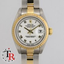 Rolex Datejust Ref 69173 box+papers Oyster Brazalet