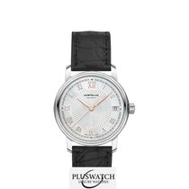 Montblanc Tradition Date Automatic Mother Of Pearl White Dial G