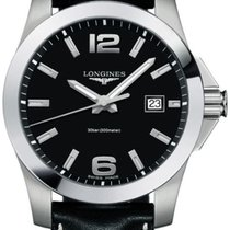 Longines Conquest Men's Watch L3.659.4.58.3