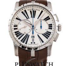 Roger Dubuis Excalibur Chronograph 42 mm Silver Dial T