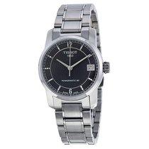 Tissot Ladeies T0872074405700 T-Classic Powermatic80 Watch