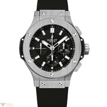 Hublot Big Bang Stainless Steel Automatic Chronograph Men'...