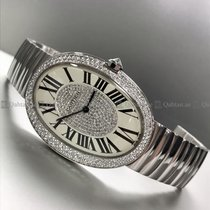 Cartier - Baignoire Large Diamond Dial