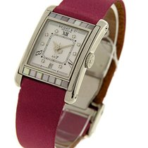 Bedat & Co 728.410.999 No.7 - Steel on Strap with Sapphire...
