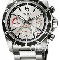 Tudor 20530N/95730/SID Grantour Chonograph Mens 42mm Automatic...