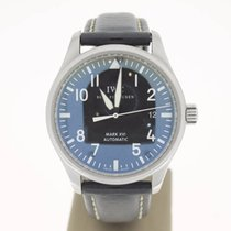 IWC Pilot Mark XVI Steel (B&P2012) Steel 39mm MINT BlackDial