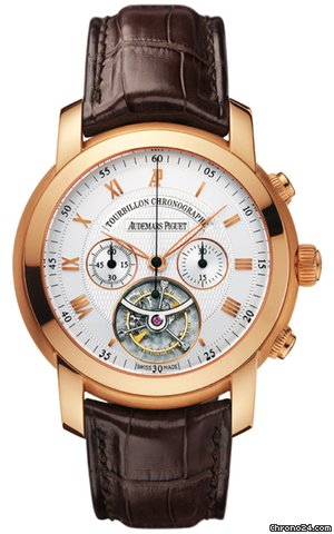 Audemars Piguet Jules Audemars Tourbillon Chronograph