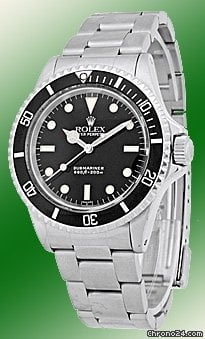 Rolex Oyster Perpetual Submariner [On Hold]
