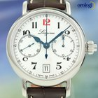 Longines Heritage 180th Anniversary Chronograph Watch Brown...