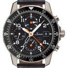 Sinn 103 Ti UTC TESTAF zertifizierter Fliegerchronograph