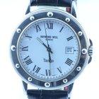 Raymond Weil Herren Uhr Quartz Tango 36mm Stahl Rar
