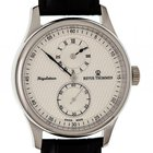 Revue Thommen Regulator Stahl Automatik 43mm