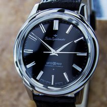 Seiko Large Sportsmatic Automatic Rare Japanese Watch For Men...
