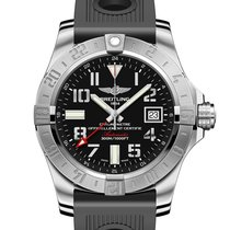Breitling Avenger II GMT, Ref. A3239011.BC34.200S.A20D.2