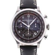 Baume & Mercier Capeland Chronograph Grey Dial