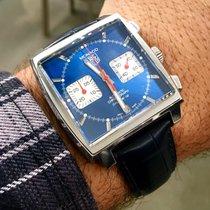 TAG Heuer Chronographe Monaco Calibre 12 CW2111