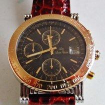 Lucien Rochat chrono automatico acciaio e oro