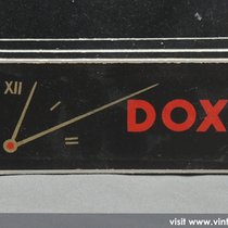 Doxa Genuine Doxa box in black