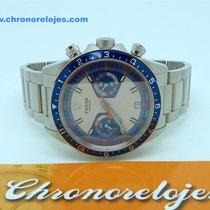 Tudor Heritage Montecarlo Chrono Blue