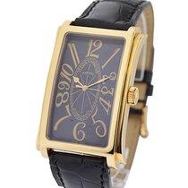 Cuervo y Sobrinos Prominente Tiempo Automatic in Rose Gold