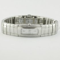 Mauboussin Diamond Railed Bracelet Watch Quartz Model R68601