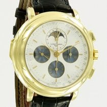 Ulysse Nardin Chronograph Yellow Gold Limited Edition