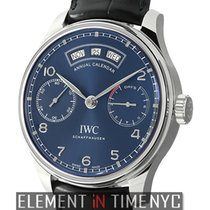 IWC Portuguese Collection Portuguese Annual Calendar Stainless...