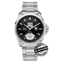 TAG Heuer Grand Carrera Calibre 8 RS Grande Date GMT Unused