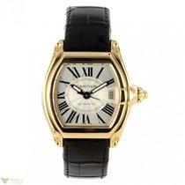 Cartier Roardster 18k Yellow Gold Men`s Watch