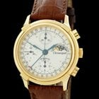 Chronosport Chronograph Mondphase -Goldplaque- Caliber 7751 -...