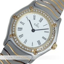 Ebel Classic Wave Stahl / Gold 181930-X